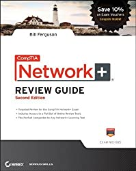CompTIA Network+ Review Guide: Exam: N10-005 2nd by Ferguson, Bill (2012) Paperback