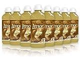 Lenor Oro & Fiori Di Vaniglia Ammorbidente, Pacco da 8 x 650 ml