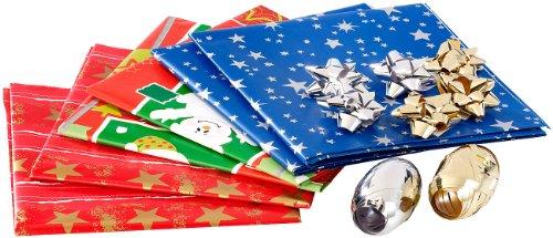infactory 14-teiliges Geschenkverpackungs-Set