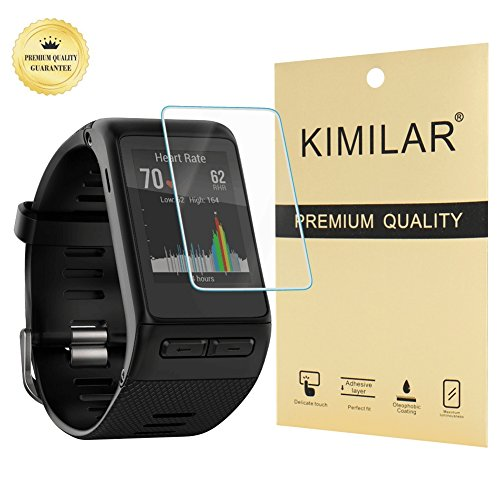garmin-vivoactive-hr-screen-protector-2-pack-kimilar-tempered-glass-screen-protector-for-garmin-vivo
