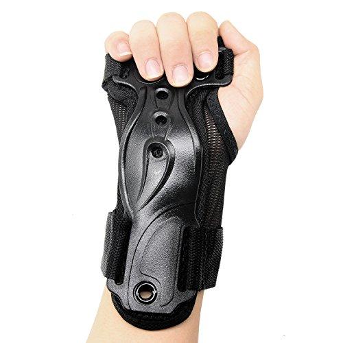 Unterarm-stütze (SOARED Rollschuhlaufen Skateboard Skifahren Snowboard Handgelenkschutz Schutzausrüstung Schoner)