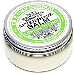 Dr K Soap Company Aftershave Balm Lemon 'n Lime