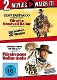 Für eine Handvoll Dollar / Für ein paar Dollar mehr [2 DVDs] -