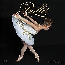 Ballet - Ballett 2019 - 18-Monatskalender (Wall-Kalender)