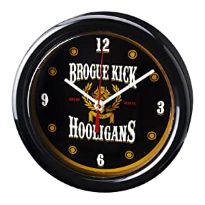 NEU SHEAMUS-BROGUE KICK HOOLIGANS WWE-WAND-UHR WANDUHR WRESTLING RAW WALL CLOCK