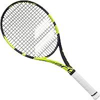 BABOLAT Pure Aero Team Strung NC Tennis Rackets, Men, Men, Pure Aero Team Strung NC
