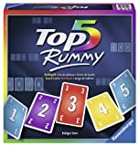 Ravensburger Board Games Top 5 Rummy Gam...