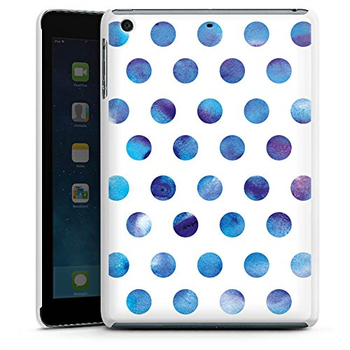 DeinDesign Apple iPad Mini 3 Hülle Schutz Hard Case Cover Punkte Dots Wasserfarbe Dots Hard Case Cover