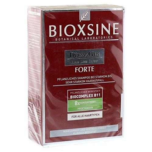 B'IOTA Laboratories Ltd Bioxsine Forte Herbal Shampoo For Intensive Hair Loss 300M by B'IOTA Laboratories Ltd