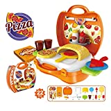 Fancylande Küchenspielzeug Set, Simulation Plastikgeschirr Aufbewahrungsbox für Medizinische Geräte Spielzeug Pädagogisches Lernen Küchen Set Play Kinder Rollenspiele Spielzeug
