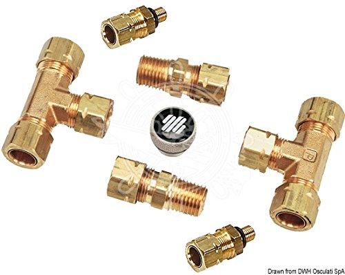 Ultraflex, Bootsanhänger KIT 95-2 S Anschlusskit für… | 08031164395185