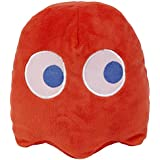 Pac-Man Red Ghost Peluche Rojo