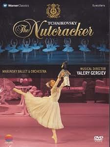 The Nutcracker: Mariinsky Ballet and Orchestra, Valery Gergiev[DVD] [2013]