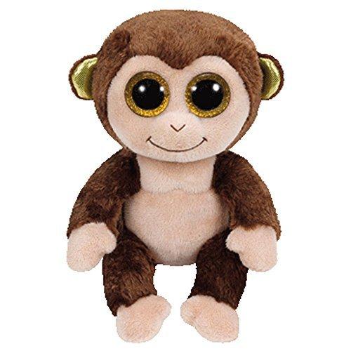 "Beanie Boo Monkey - Audrey - 15cm 6"""