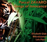 Zavaro, Pascal : Songs of Innocence