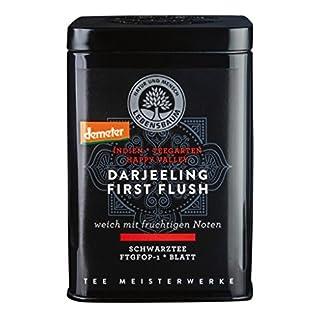 Lebensbaum-Premium-Grn-und-Schwarztees-Tee-Meisterwerke-Darjeeling-First-Flush-Dose-75-g
