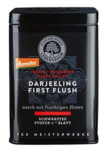 Lebensbaum – Bio Darjeeling First Flush Schwarztee – 75g