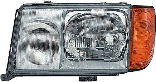 Preisvergleich Produktbild HELLA 1EJ 004 440-271 Halogen Hauptscheinwerfer,  Links,  Ohne Kurvenlicht