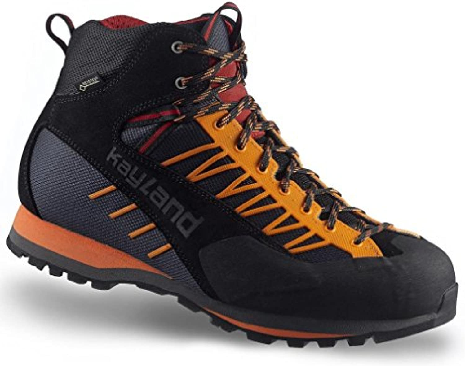 Kayland Shoes Men Moutaineeering Apex Evo GTX BleckRed  44