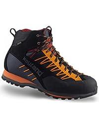 Kayland Shoes man Vertex MID GTX Black-Orange-45,5 (11 UK)