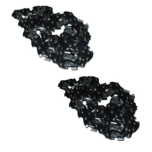 Archer 2 x 20 Saw Chains Fits Many Parker 62cc Chainsaw With .325 Chain