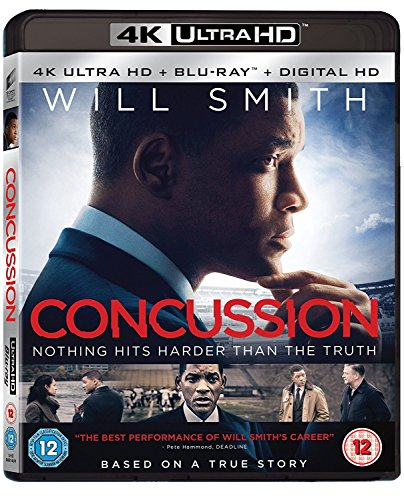 Concussion [Blu-ray] [UK Import]