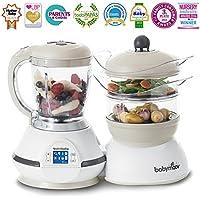 Babymoov NUTRIBABY™ Classic - Robot de Cocina Multifuncional 5-en-1 (UK IMPORT)