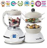 Babymoov NUTRIBABY Classic - Robot de Cuisine Multifonction 5-en-1 (UK IMPORT)