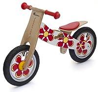 Sweet Pea Wooden Balance Bike