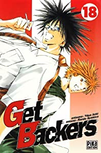 Get Backers Edition simple Tome 18