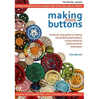 Making More Buttons [DVD]