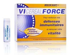 Vi Cereal Force - Tonus - 1 Coffret De 10 Doses