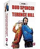Coffret terence hill et bud spencer : 9 FILMS : DEUX SUPER FLICS + ESCROC MACHO GIGOLO + PAIR & IMPAIR + SALUT L'AMI ADIEU LE TRESOR + UN DROLE DE FLIC + LES ANGES MANGENT AUSSI DES FAYOTS + BANANA JOE + ATTENTION LES DEGATS + QUAND FAUT Y ALLER FAUT Y AL