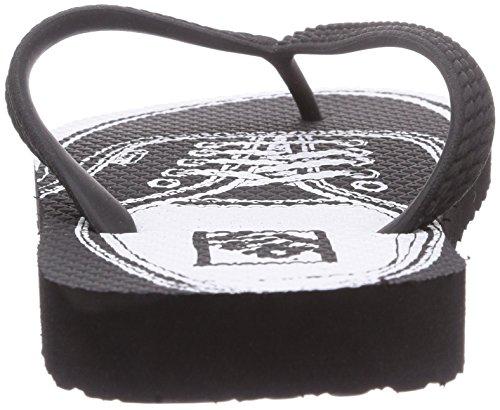 Vans Hanelei, Baskets Basses homme Noir (Authentic/Black)