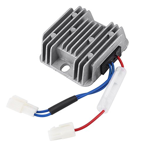 12V DC AVR Régulateur Automatique de Tension d'Alimentation Régulateur de Tension 178F / 186F Pièces de Démarrage Electriques Diesel pour le Générateur de KDE3500 5000 6500 6700
