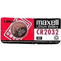 Vconcal (TM)-2 MAXELL moneta, 3 V, CR2032 DL2032-batterie CR 2032