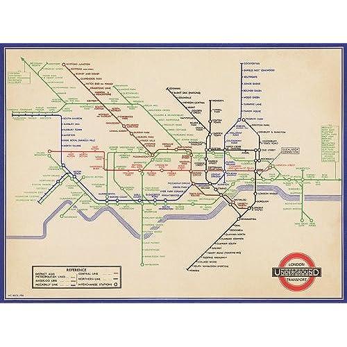 London Print Amazoncouk