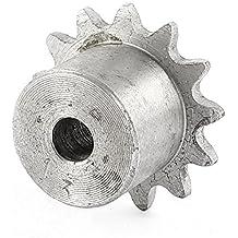 De una hilera de dientes 13 Piloto 1/4 Diámetro de la cadena 6x29mm Piñón