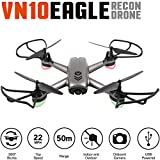 Best Drone With Camera Under 100s - VN10 Eagle Recon Drone Review
