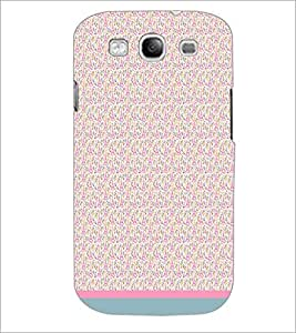 PrintDhaba Tower Pattern D-1796 Back Case Cover for SAMSUNG GALAXY S3 (Multi-Coloured)