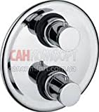 Alpi CL 40163CR 63699.02.9–Miscelatore Design Doccia Termostatico