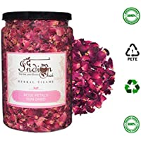 The Indian Chai Rose Petals Sun Dried - Herbal Tea - Rose Tea - For Beautiful Hair & Skin 100 Grams
