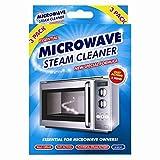 Stalwart E-18129-AC Microwave Steam Cleaner