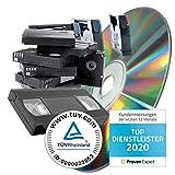 Videokassetten digitalisieren (45 Minuten)