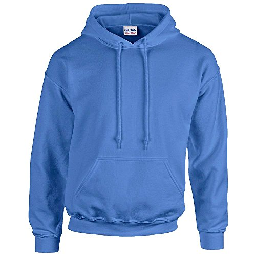 Gildan - Unisex Kapuzenpullover 'Heavy Blend' , Carolina Blue, Gr. 4XL
