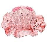Fletion 2016 Sommer SäuglingHut Baby Mädchen Blumen Hut Eimer Hüte Einweg Verpackung