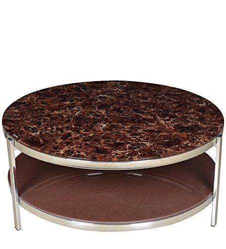 HomeTown Center Table (Brown)