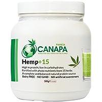 Proteine vegetali della canapa con 15 erbe - Hemp+15 -