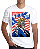Donald Trump Make America Great Again USA Men's T-Shirt X-Large