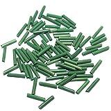 Beadsnfashion Seed Bugles Beads Green (1...